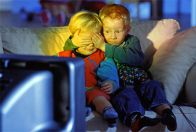 Реклама по телевизору и дети